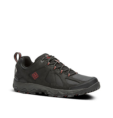 Men's Peakfreak XCRSN II Low Leather OutDry™ Trail Shoe , 3/4 front
