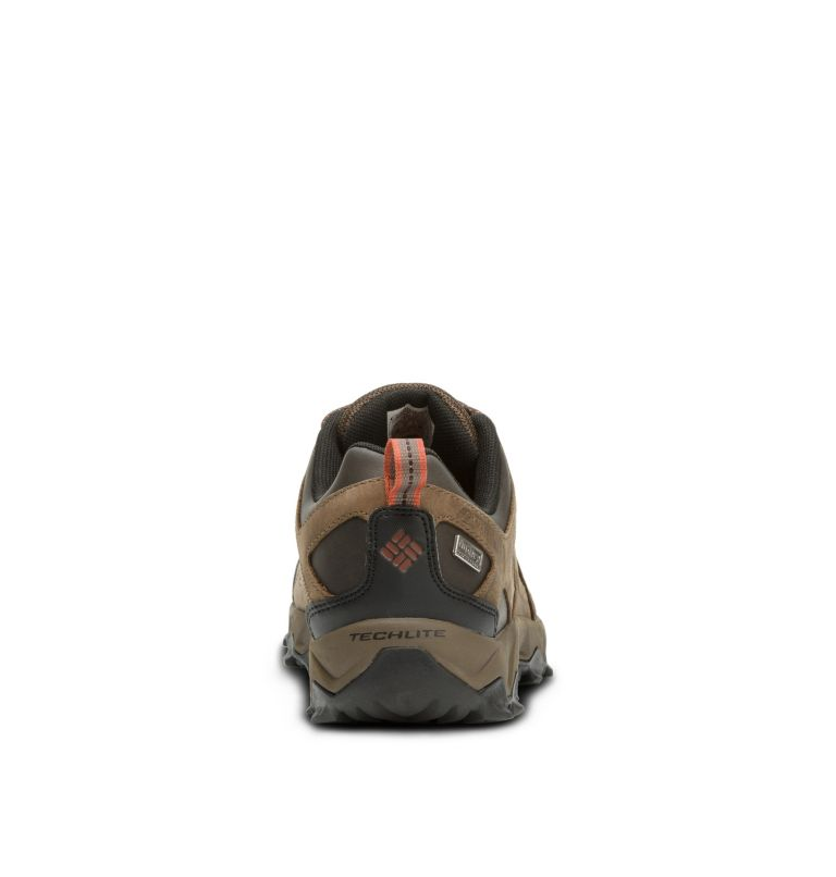 Men's Peakfreak XCRSN II Low Leather OutDry™ Trail Shoe Men's Peakfreak XCRSN II Low Leather OutDry™ Trail Shoe, back
