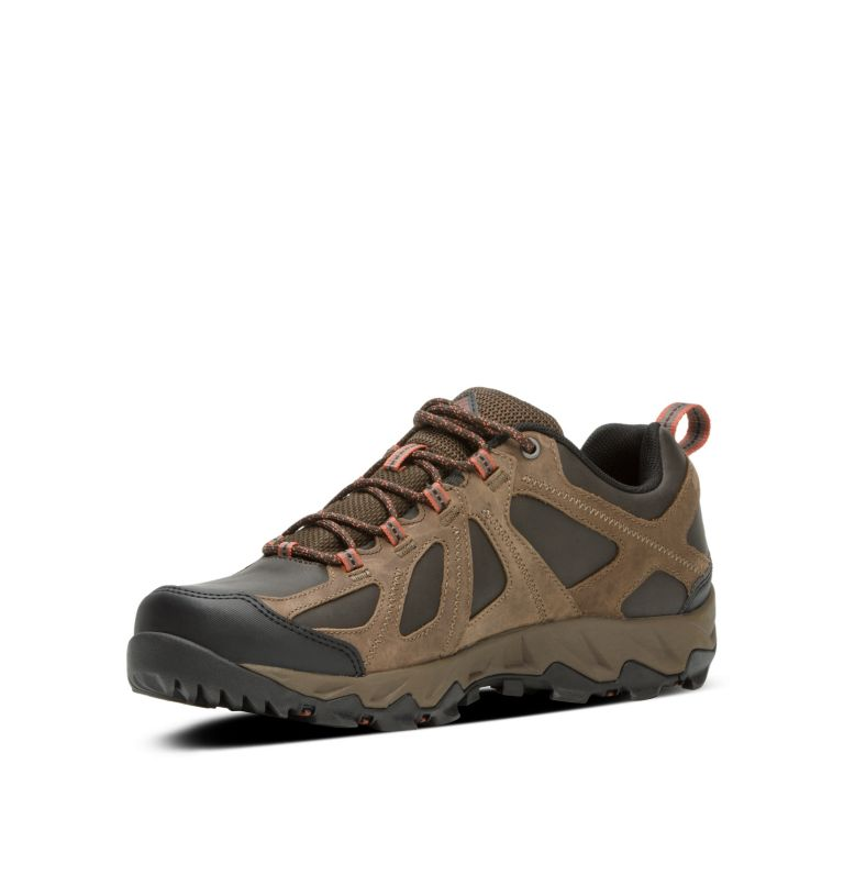 Men's Peakfreak XCRSN II Low Leather OutDry™ Trail Shoe Men's Peakfreak XCRSN II Low Leather OutDry™ Trail Shoe