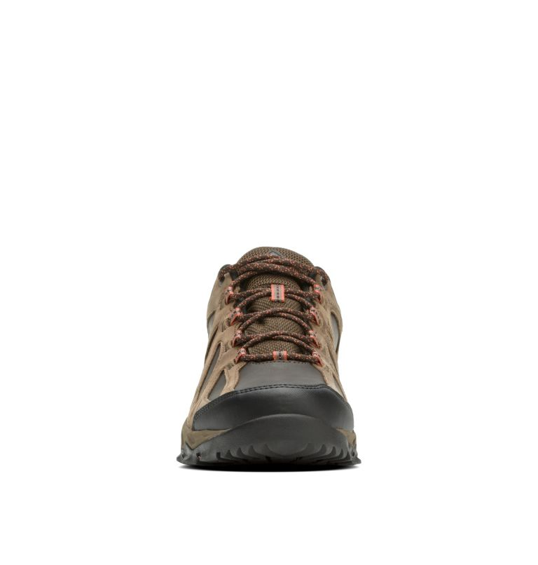 Men's Peakfreak XCRSN II Low Leather OutDry™ Trail Shoe Men's Peakfreak XCRSN II Low Leather OutDry™ Trail Shoe, toe