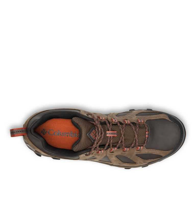 Men's Peakfreak XCRSN II Low Leather OutDry™ Trail Shoe Men's Peakfreak XCRSN II Low Leather OutDry™ Trail Shoe, top