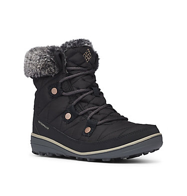 Women's Heavenly™ Shorty Omni-Heat™ Boot HEAVENLY™ SHORTY OMNI-HEAT™ | 010 | 5, Black, Kettle, 3/4 front