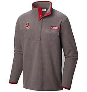 Men's Collegiate PFG Harborside™ Fleece Jacket - Oklahoma