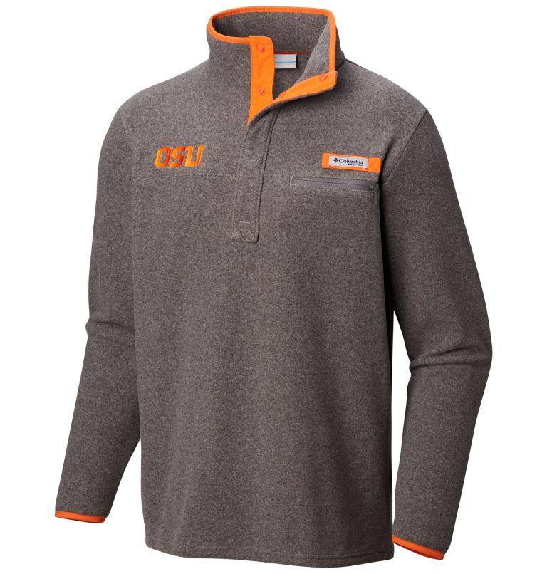 Men's Collegiate PFG Harborside™ Fleece Jacket - Oregon State Men's Collegiate PFG Harborside™ Fleece Jacket - Oregon State, front