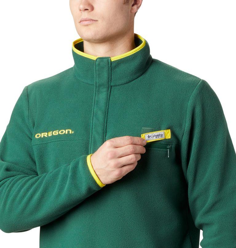 Collegiate Harborside™ Fleece  | 346 | XL Men's Collegiate PFG Harborside™ Fleece Jacket - Oregon , UO - Forest, a3