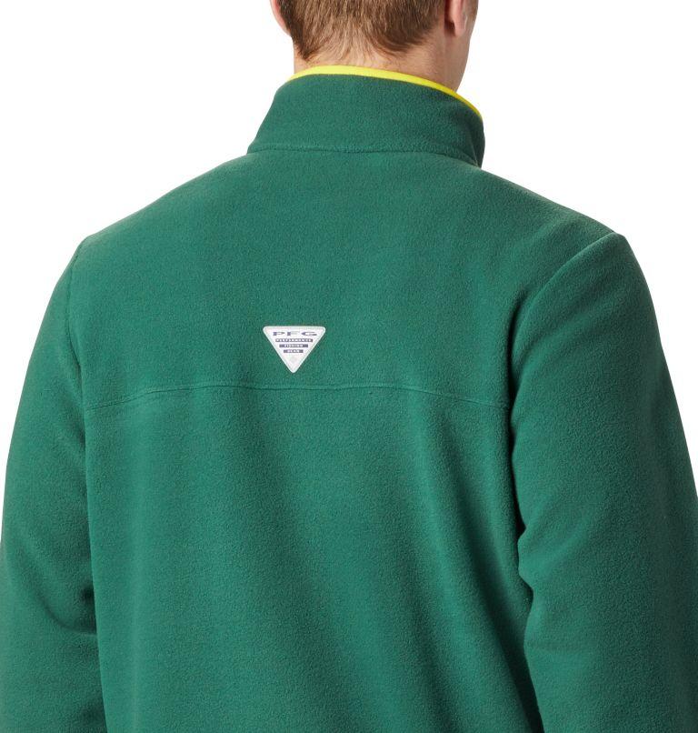 Collegiate Harborside™ Fleece  | 346 | XL Men's Collegiate PFG Harborside™ Fleece Jacket - Oregon , UO - Forest, a4