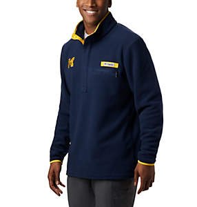 Men's Collegiate PFG Harborside™ Fleece Jacket - Michigan