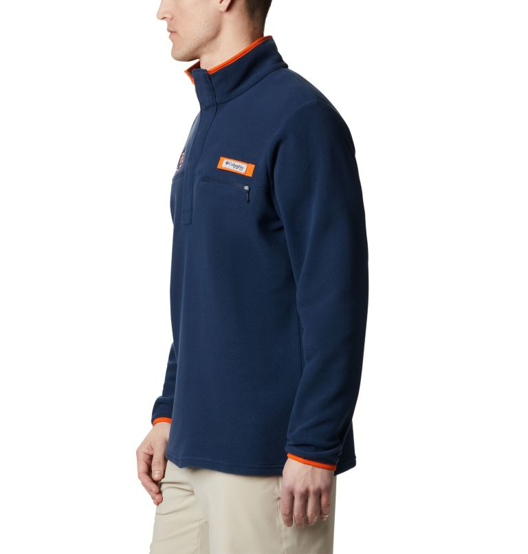 Men's Collegiate PFG Harborside™ Fleece - Auburn Men's Collegiate PFG Harborside™ Fleece - Auburn, a1