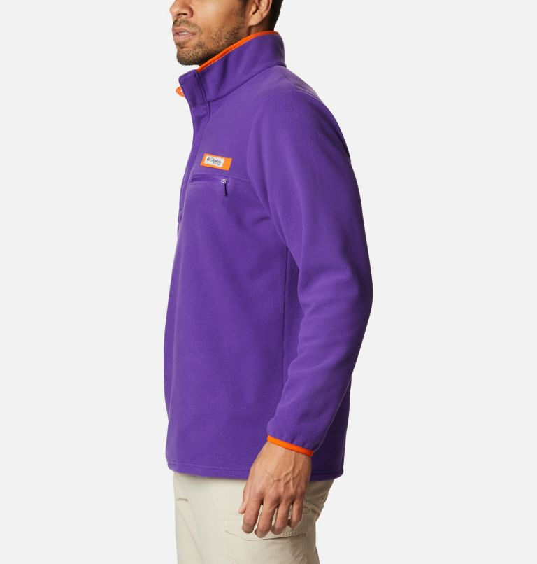 Men's Collegiate PFG Harborside™ Fleece Jacket - Clemson Men's Collegiate PFG Harborside™ Fleece Jacket - Clemson, a1