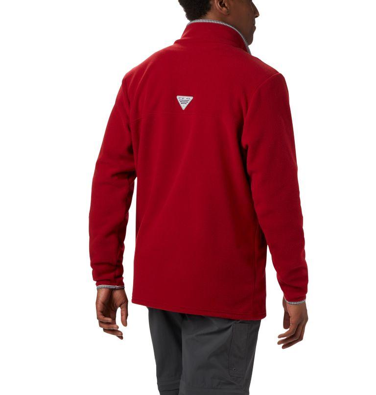 Men's Collegiate PFG Harborside™ Fleece Jacket - Alabama Men's Collegiate PFG Harborside™ Fleece Jacket - Alabama, back
