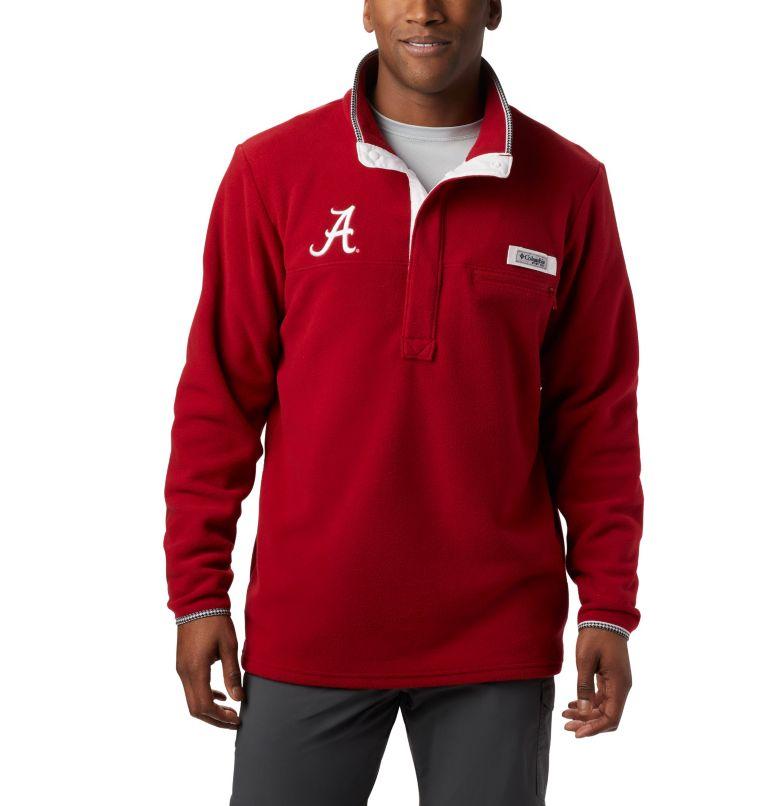 Men's Collegiate PFG Harborside™ Fleece Jacket - Alabama Men's Collegiate PFG Harborside™ Fleece Jacket - Alabama, front