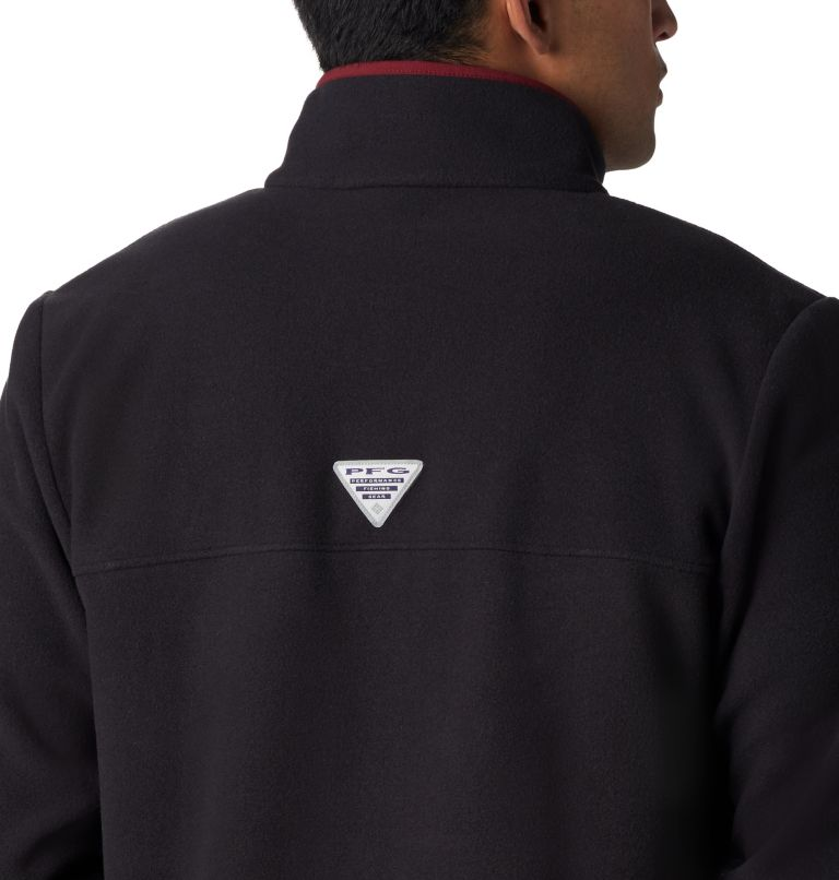 Men's Collegiate PFG Harborside™ Fleece Jacket Men's Collegiate PFG Harborside™ Fleece Jacket, a3