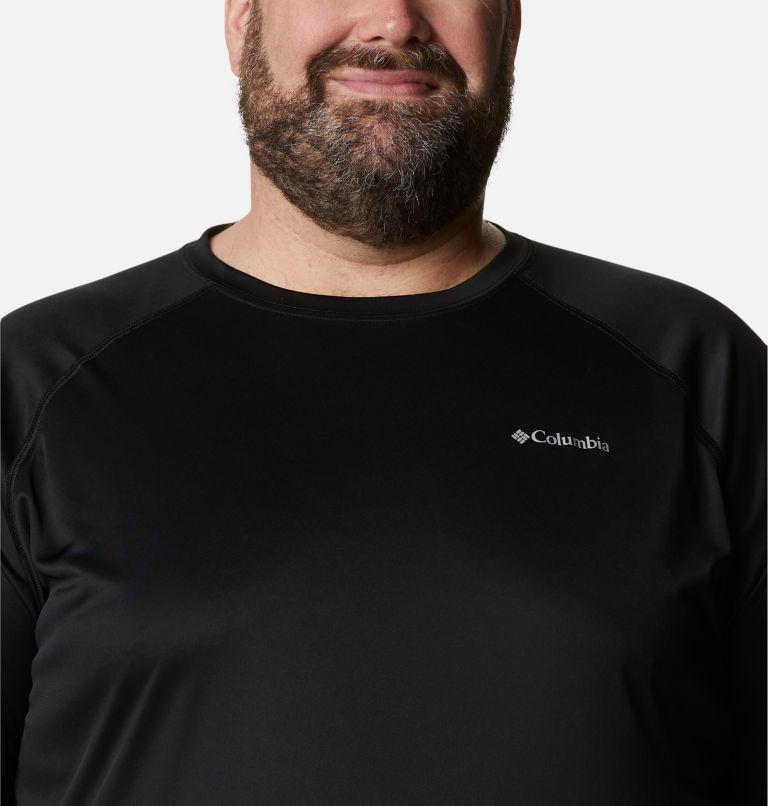 Fork Stream™ Long Sleeve Shirt | 013 | 3X Men's Fork Stream™ Long Sleeve Shirt – Big, Black, City Grey Logo, a2