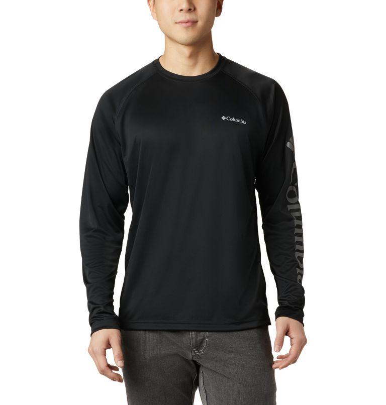 T-shirt à manches longues Fork Stream™ pour homme – Grandes tailles T-shirt à manches longues Fork Stream™ pour homme – Grandes tailles, front