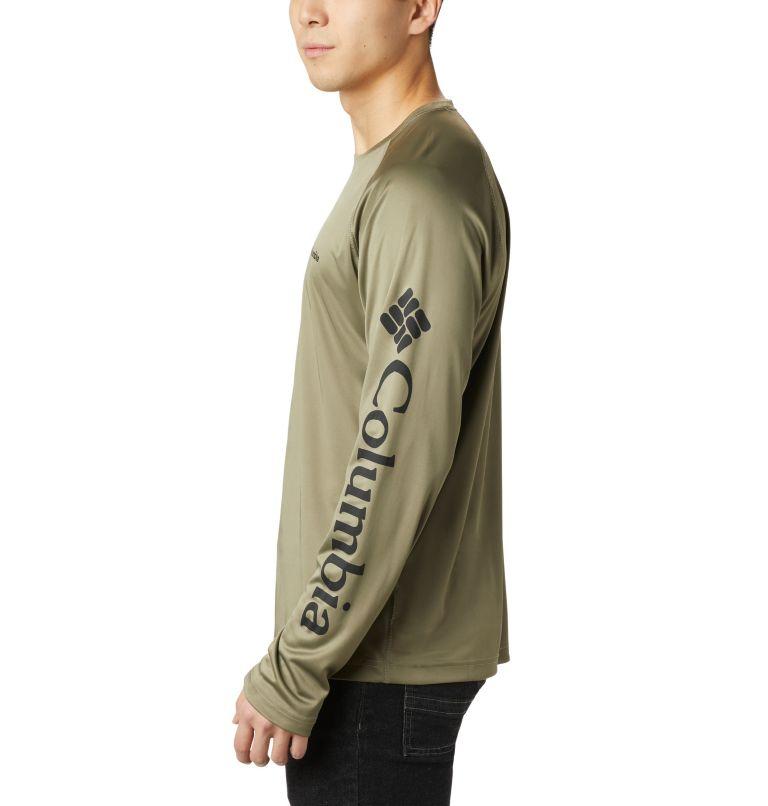 Fork Stream™ Long Sleeve Shirt | 365 | 2XT Men's Fork Stream™ Long Sleeve Shirt – Tall, Sage, Black, a1
