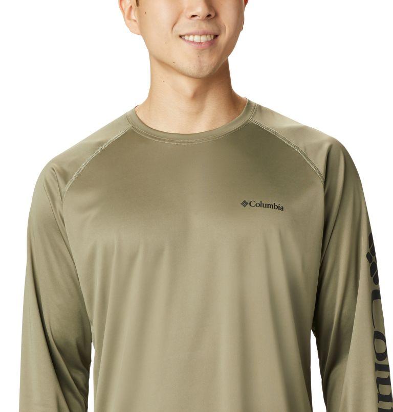 Fork Stream™ Long Sleeve Shirt | 365 | 2XT Men's Fork Stream™ Long Sleeve Shirt – Tall, Sage, Black, a2
