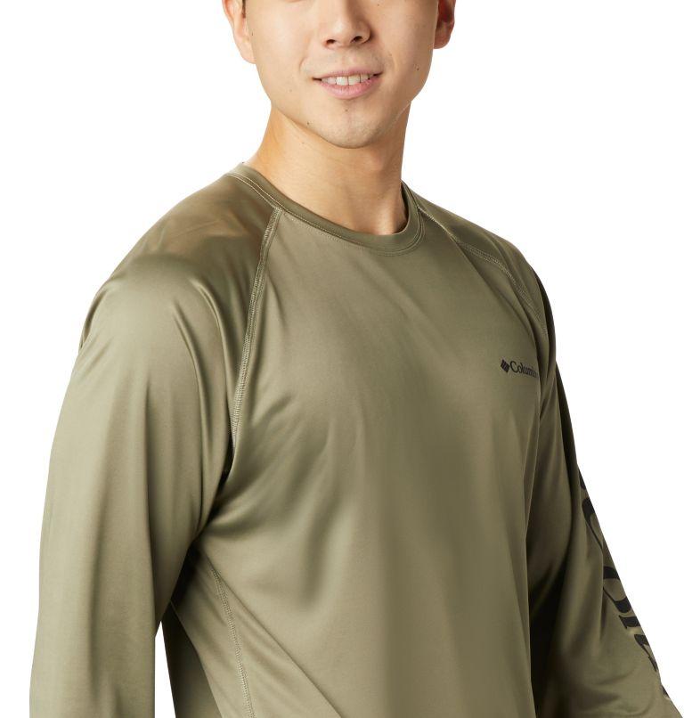 Fork Stream™ Long Sleeve Shirt | 365 | 2XT Men's Fork Stream™ Long Sleeve Shirt – Tall, Sage, Black, a3