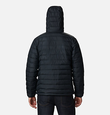 Doudoune à capuche Powder Lite™ Homme Powder Lite™ Hooded Jacket | 043 | XS, Black, back