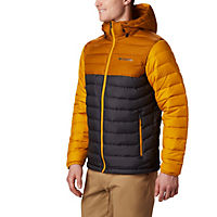 Columbia Mens Powder Lite Hooded Insulated Jacket (Multiple Colors)