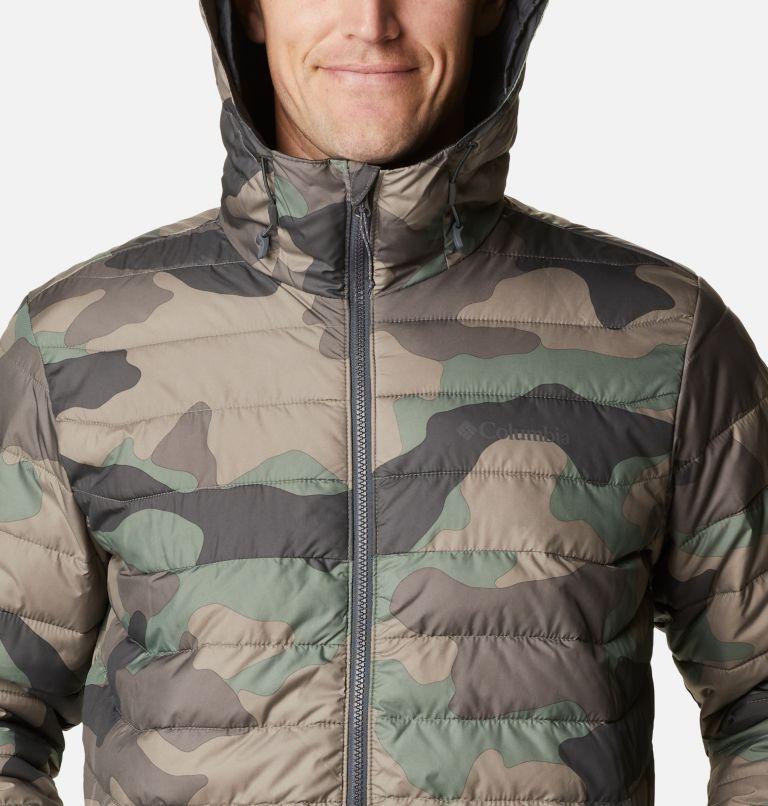 Men's Powder Lite™ Hooded Insulated Jacket Men's Powder Lite™ Hooded Insulated Jacket, a2
