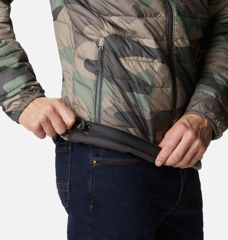 Men's Powder Lite™ Hooded Insulated Jacket Men's Powder Lite™ Hooded Insulated Jacket, a4