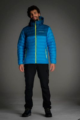 bc033239b Men's Powder Lite™ Hooded Insulated Jacket