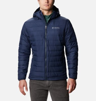Jacket Hooded Insulated Lite™ Powder Men's KJ5uTlFc13