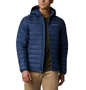Men's Powder Lite™ Hooded Insulated Jacket