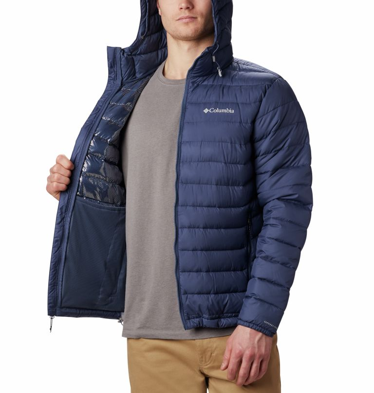 Men's Powder Lite™ Hooded Down Jacket Men's Powder Lite™ Hooded Down Jacket, a1