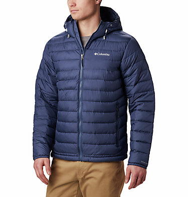 Men's Powder Lite™ Hooded Down Jacket , front