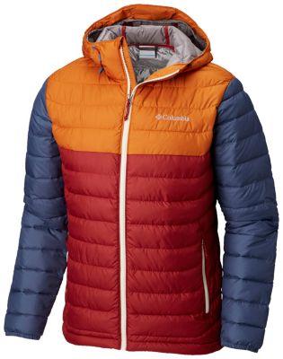 Descubrir Nueva York precio favorable Men's Powder Lite™ Hooded Insulated Jacket