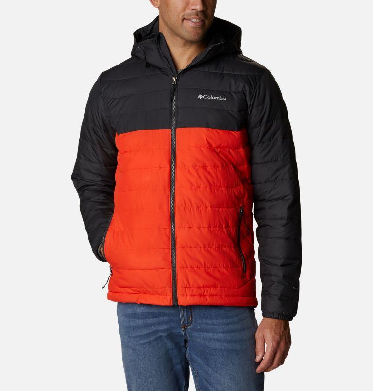 Men's Powder Lite™ Hooded Insulated Jacket Men's Powder Lite™ Hooded Insulated Jacket, a5