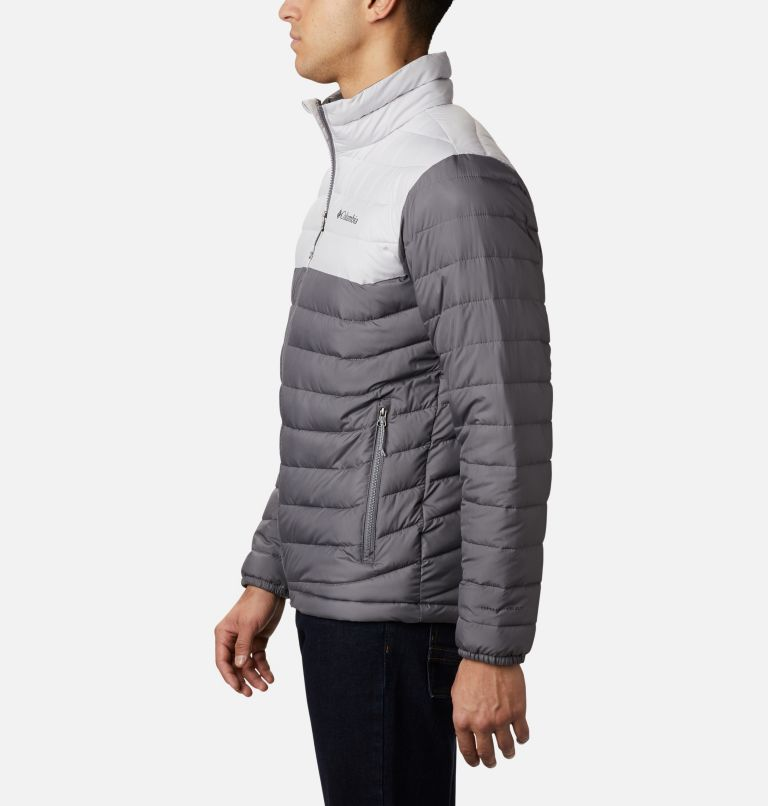 Powder Lite™ Jacket | 024 | XL Giacca Powder Lite™ da uomo, City Grey, Nimbus Grey, a1