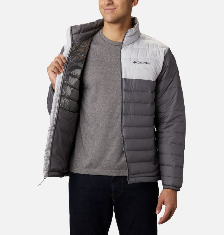 Powder Lite™ Jacket | 024 | XL Giacca Powder Lite™ da uomo, City Grey, Nimbus Grey, a3