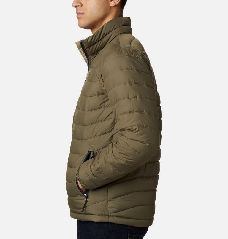 Powder Lite™ Jacket | 397 | M Men's Powder Lite™ Insulated Jacket, Stone Green, a1