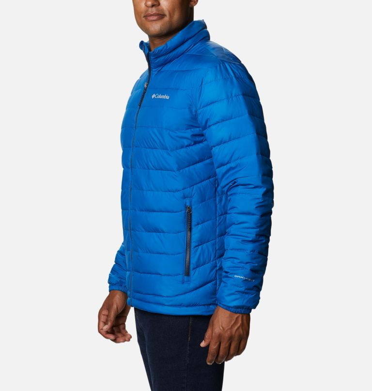 Powder Lite™ Jacket | 432 | S Men's Powder Lite™ Jacket, Bright Indigo, a1