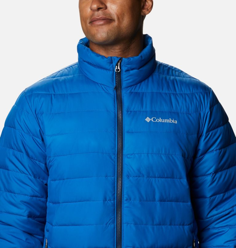 Powder Lite™ Jacket | 432 | S Men's Powder Lite™ Jacket, Bright Indigo, a2