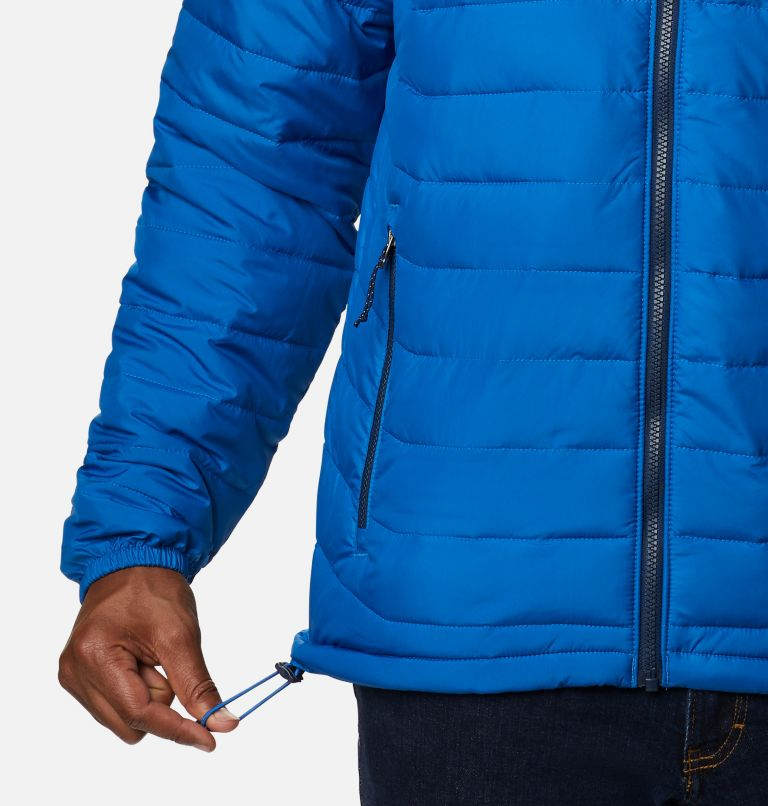 Powder Lite™ Jacket | 432 | S Men's Powder Lite™ Jacket, Bright Indigo, a4