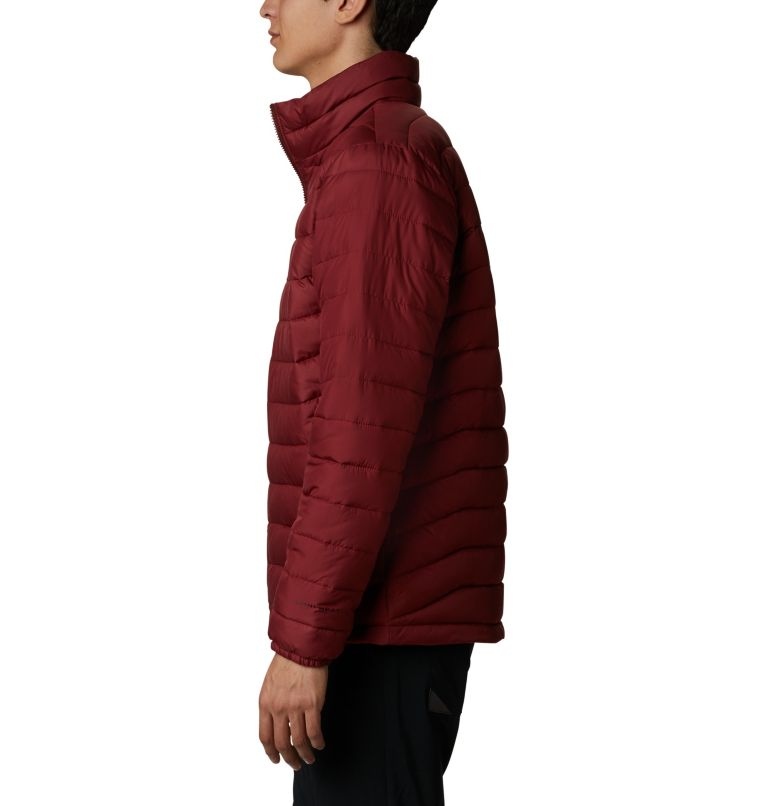 Powder Lite™ Jacket | 665 | XXL Giacca Powder Lite™ da uomo, Red Jasper, a1