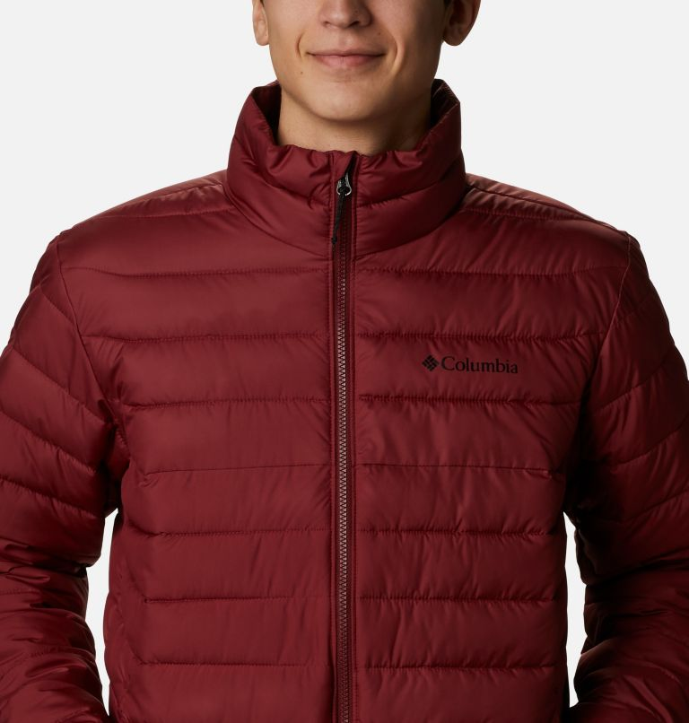 Powder Lite™ Jacket | 665 | XXL Giacca Powder Lite™ da uomo, Red Jasper, a2