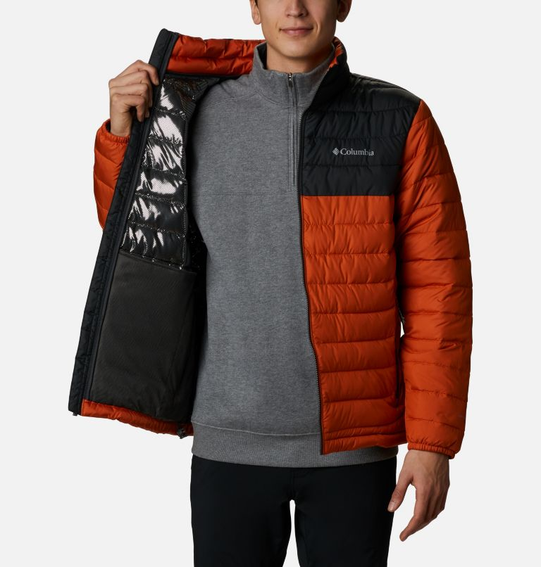 Men's Powder Lite™ Insulated Jacket Men's Powder Lite™ Insulated Jacket, a3
