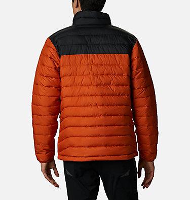 Veste isolée Powder Lite™ Homme Powder Lite™ Jacket | 024 | S, Harvester, Shark, back