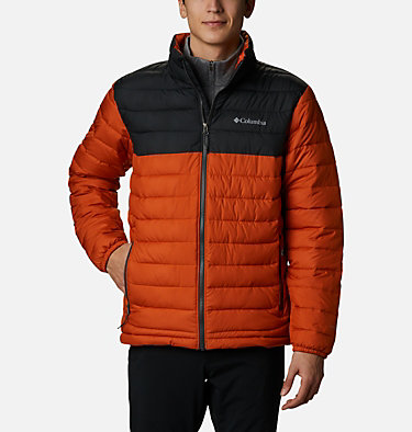 Men's Powder Lite™ Insulated Jacket Powder Lite™ Jacket | 024 | S, Harvester, Shark, front