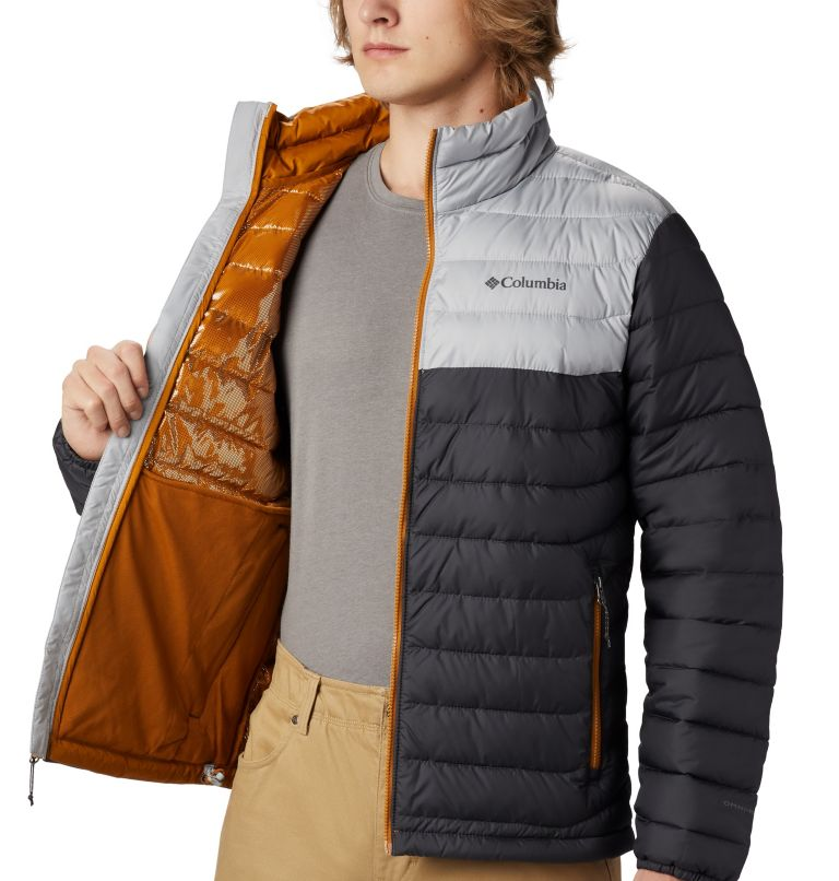 Men's Powder Lite™ Insulated Jacket - Big Men's Powder Lite™ Insulated Jacket - Big, a2