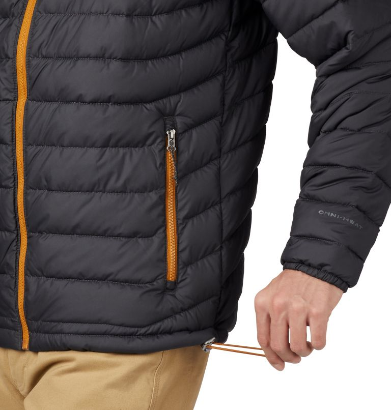 Men's Powder Lite™ Insulated Jacket - Big Men's Powder Lite™ Insulated Jacket - Big, a3