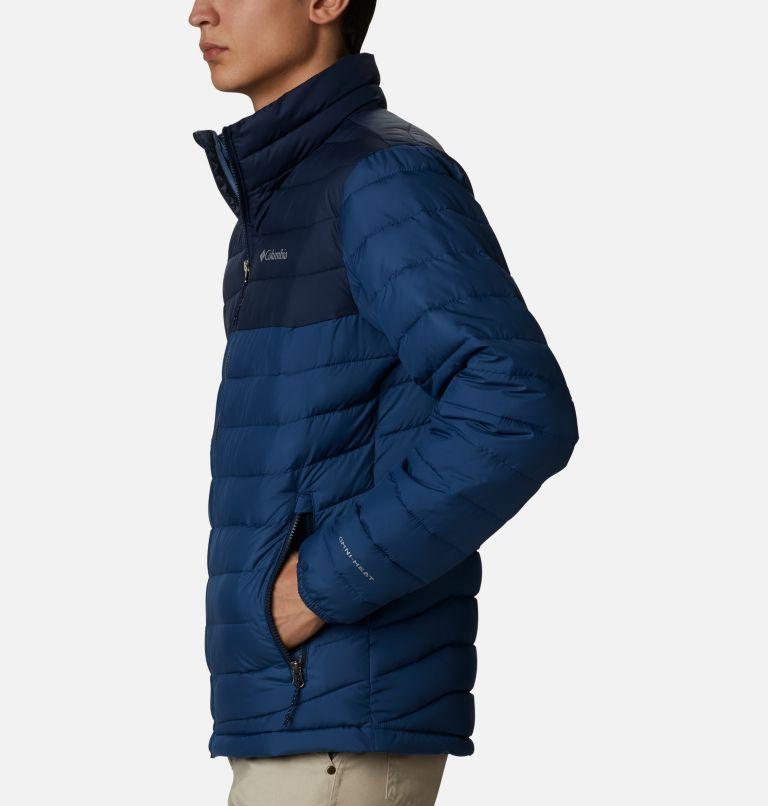 Powder Lite™ Jacket | 452 | 3X Men's Powder Lite™ Jacket – Big, Night Tide, Collegiate Navy, a1