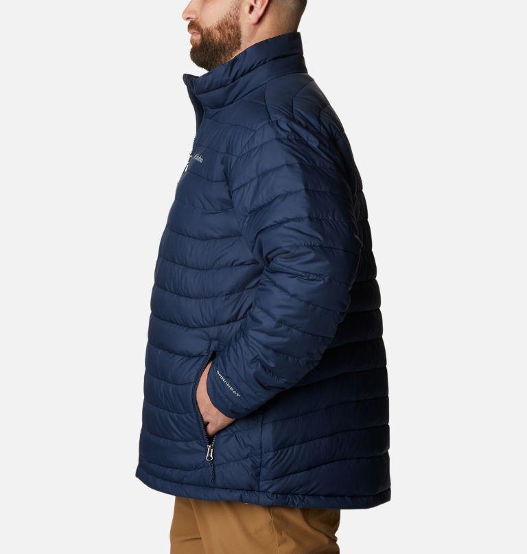 Powder Lite™ Jacket | 467 | 5X Men's Powder Lite™ Jacket – Big, Collegiate Navy, a1
