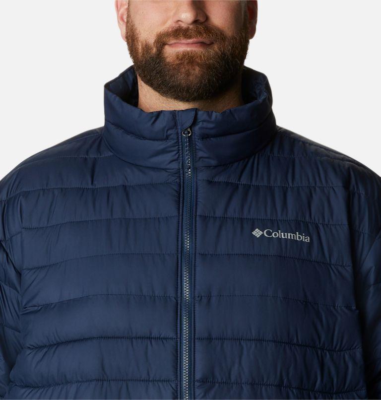 Powder Lite™ Jacket | 467 | 5X Men's Powder Lite™ Jacket – Big, Collegiate Navy, a2