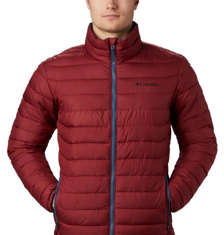 Powder Lite™ Jacket | 664 | 4X Men's Powder Lite™ Insulated Jacket - Big, Red Jasper, a2
