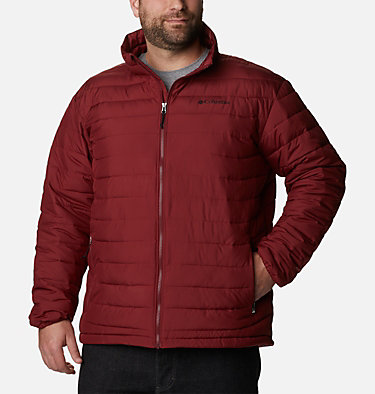 Men's Powder Lite™ Jacket – Big Powder Lite™ Jacket | 012 | 1X, Red Jasper, front